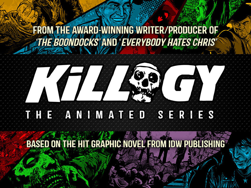 KILLOGY Animated Series