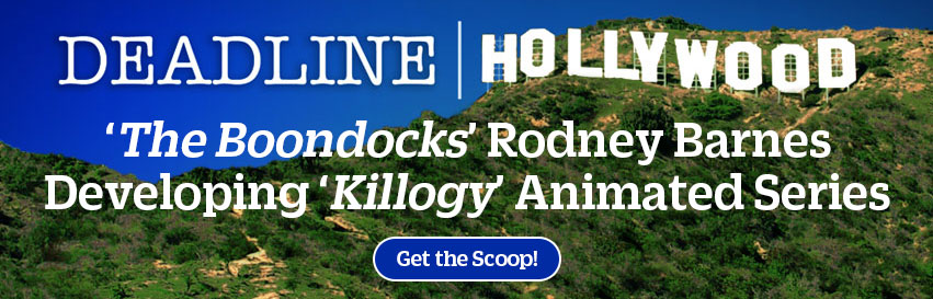 Deadline Hollywood: Killogy Animated Series